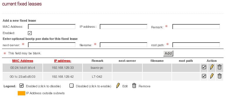 wiki ipfire org - DHCP Server