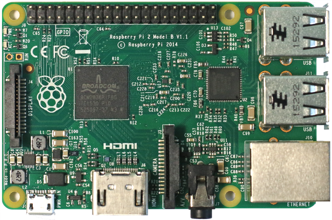 wiki ipfire org - Raspberry Pi 2 Model B
